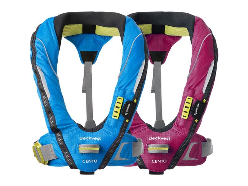 RYA members enjoy discounts on new Spinlock junior lifejacket