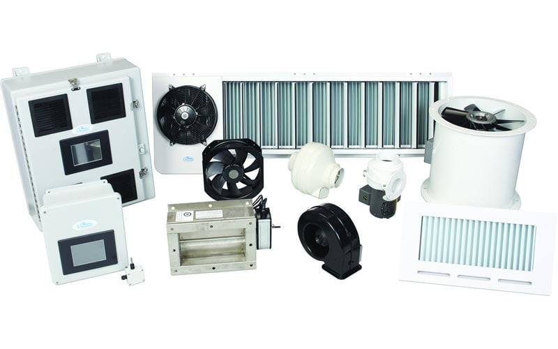 Dometic Marine presents ship-wide ventilation product range at Southampton Boat Show