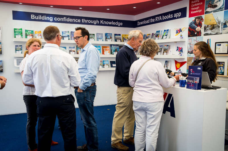 What's on from the RYA at the YachtMarket.com Southampton Boat Show