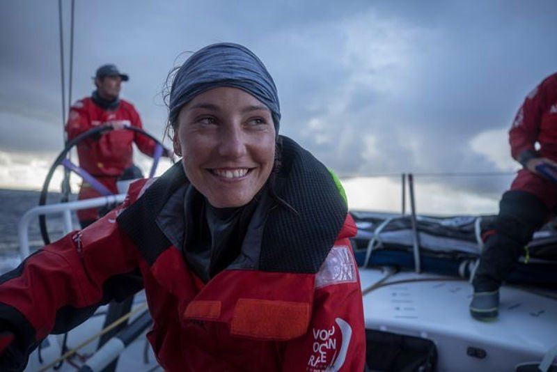 Team AkzoNobel adds Bermudian sailor Emily Nagel to its Volvo Ocean Race line-up