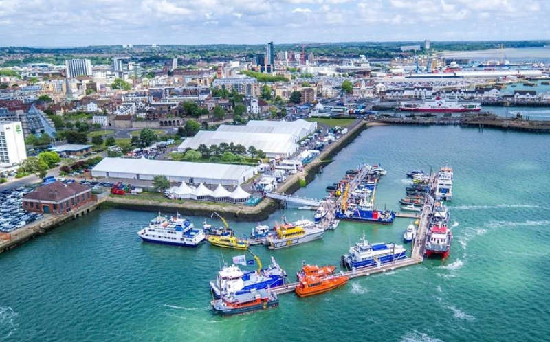 Pre-exhibition buzz in anticipation of Seawork International