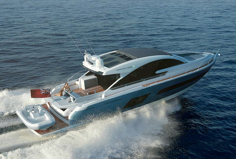 Fairline launches the Targa 53GT for boat owners  who refuse to compromise