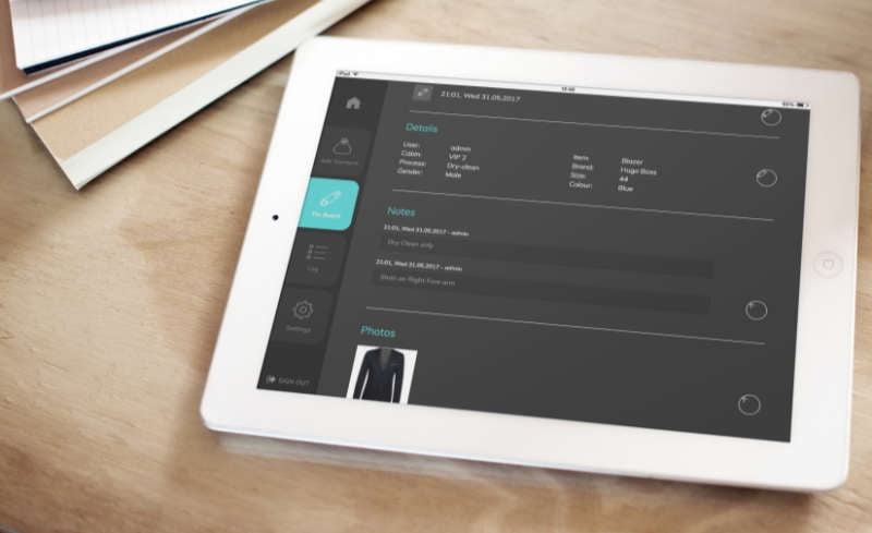 Luxury Hospitality Management appointed as key product partner for YachtCloud's LaundryBoard