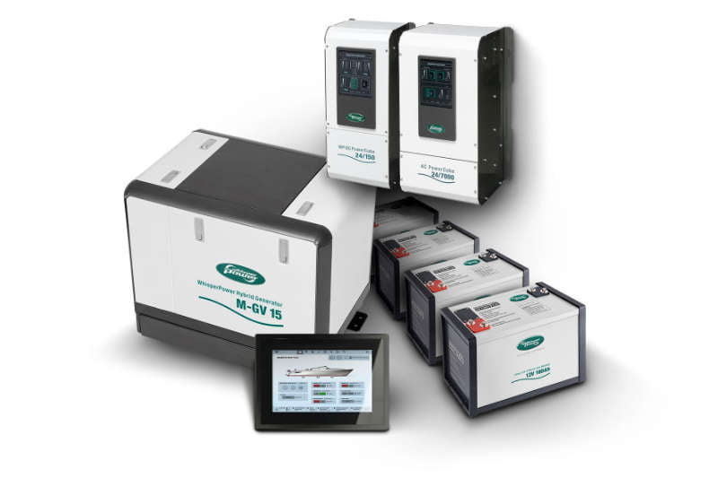 Complete system solutions - WhisperPower