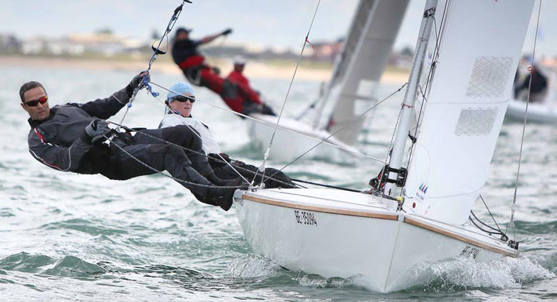 Charles Stanley Cowes Classics Week - Tricky tides for Tempests and shifty winds for everyone