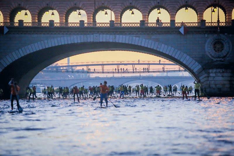 Registration for the Nautic SUP Paris Crossing 2015: GO!