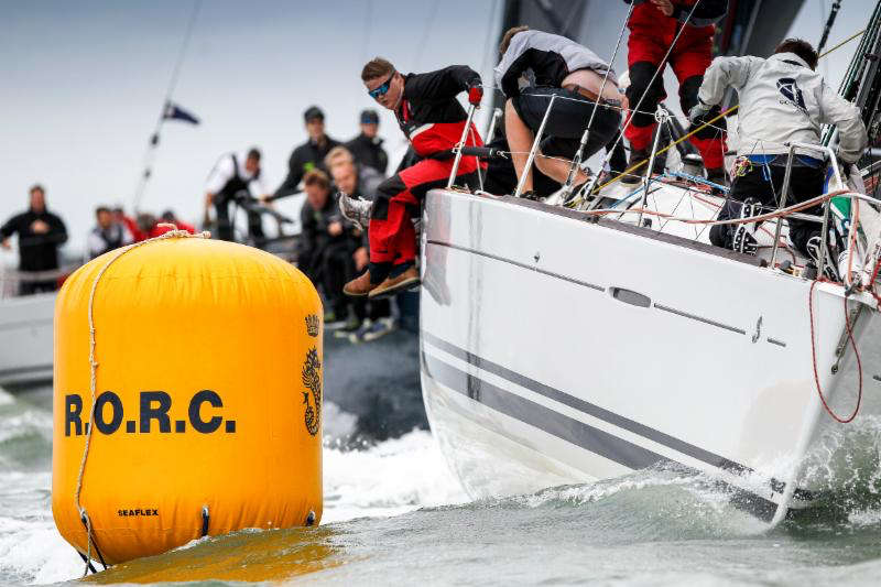 Notice of Race for the IRC Europeans and Commodores' Cup