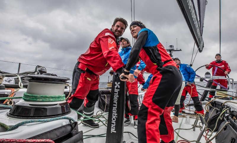 Image by Konrad Frost / Volvo Ocean Race