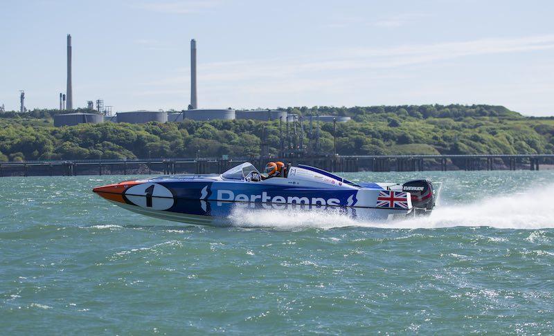 Welsh sponsors back P1 Welsh Grand Prix of the Sea