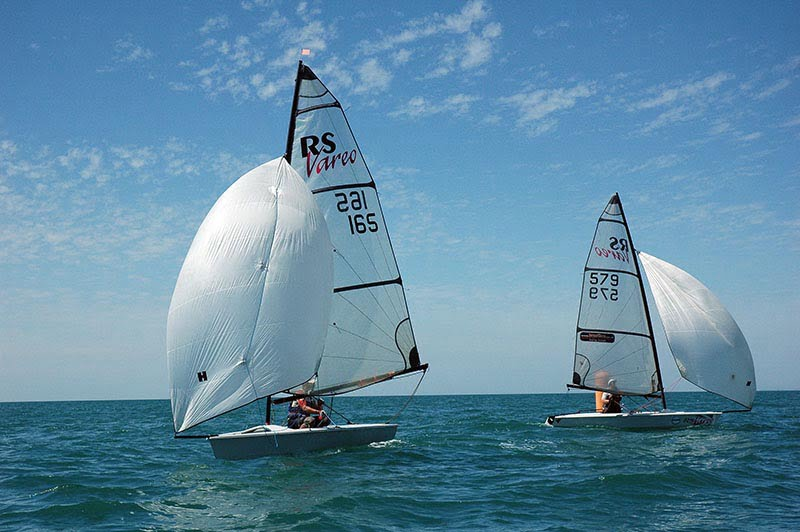 Volvo Noble Marine RS Vareo National Championship Dovey YC 9-12 July final report