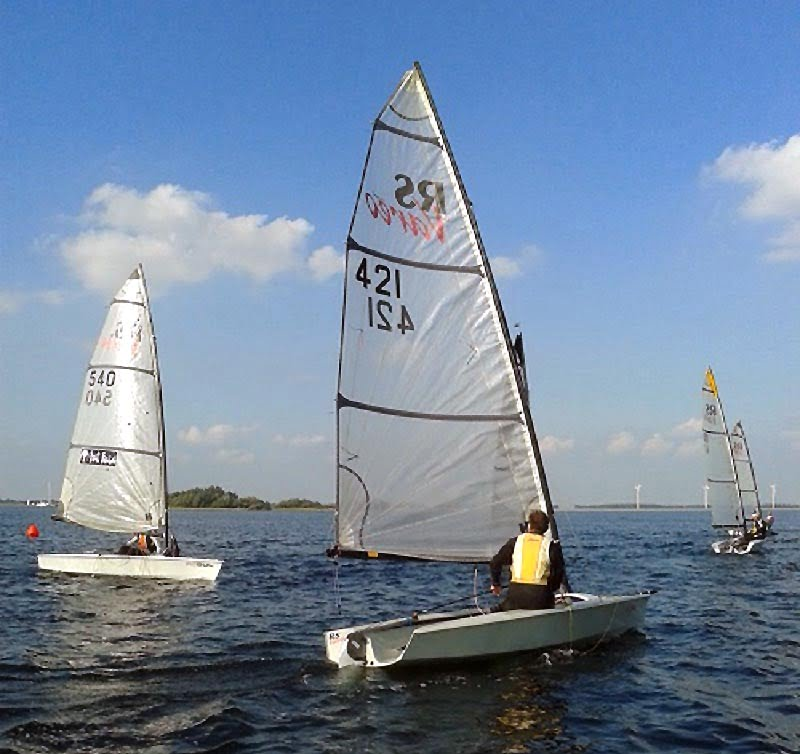 RS Vareos at Open Dutch Skiff Trophy