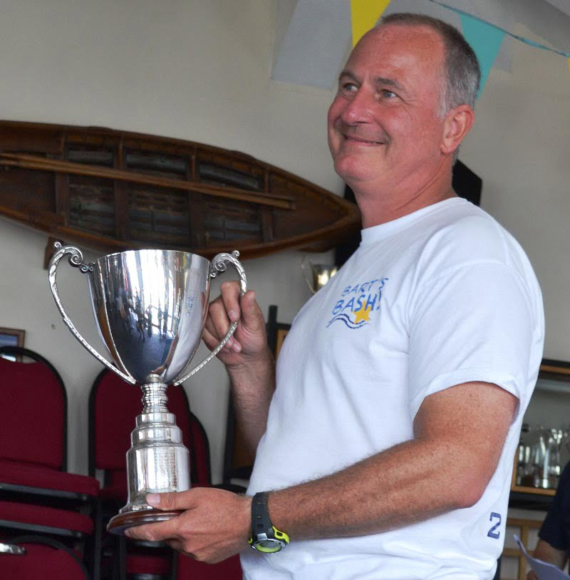 RS300 2015 National Champion Dave Acres