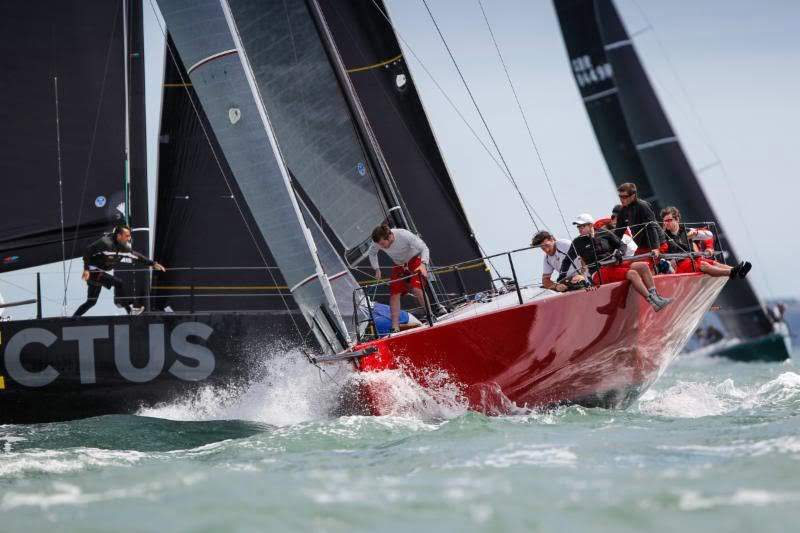 Day 2 - RORC IRC National Championship: A tricky day in the Solent