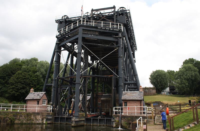 Step back in time at Anderson Boat Lift's newly-restored toll houses