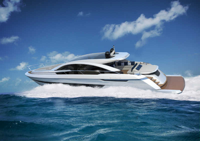 Fairline's Targa 63 GTO to have US debut at United States Powerboat Show