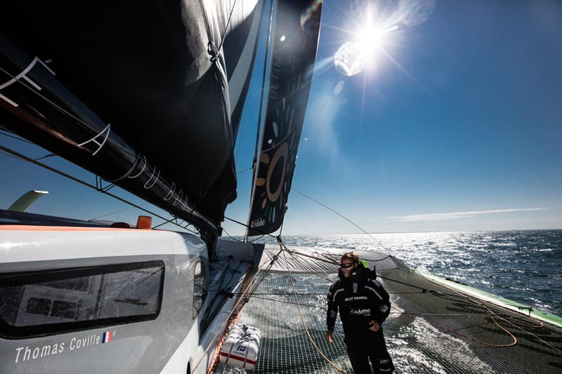 Q&A with Helly Hansen ambassador and professional sailor