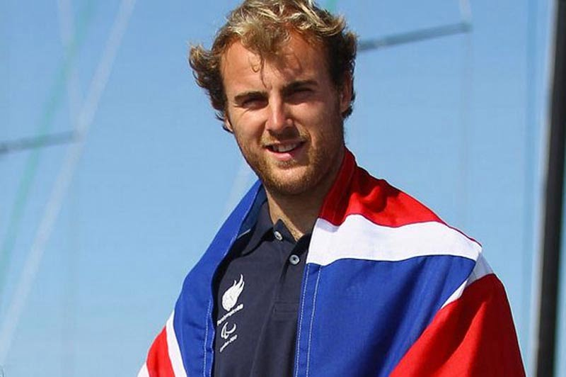 Paralympic Medal Winner to sail at Volvo Noble Marine RS200 National Championships