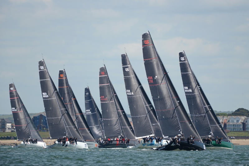 Thirteen examples of the FAST40+ Class will make up the largest Grand Prix class