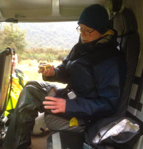 Lone hiker praises rescue services after using Ocean Signal RescueMe PLB1 in desperate call for help