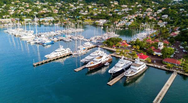 Camper & Nicholsons Port Louis Marina in Grenada to host the finish for the transatlantic race fleet of RORC