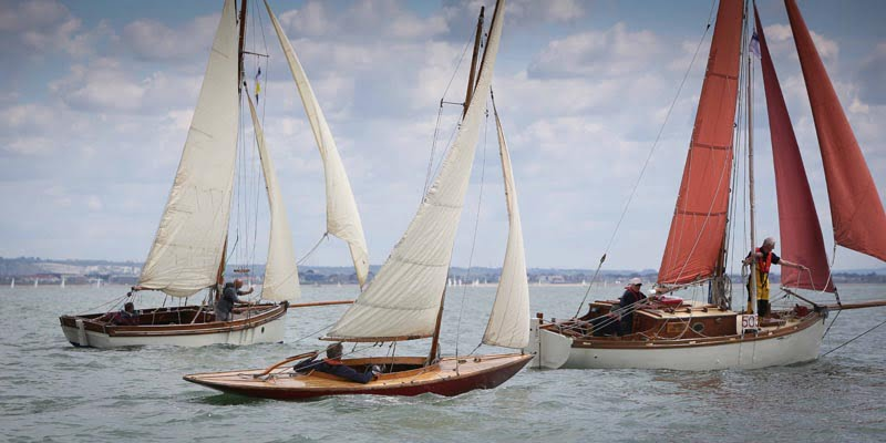 Charles Stanley Cowes Classic Week - Winners and losers in a typical Cowes day