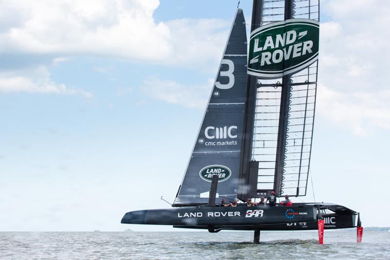 MDL Marinas is excited to announce engagement partnership with America's Cup World Series Portsmouth