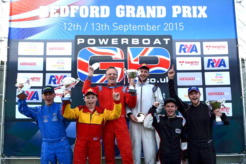 Powerboat GP Class of 2015  - RYA British Champions Crowned!