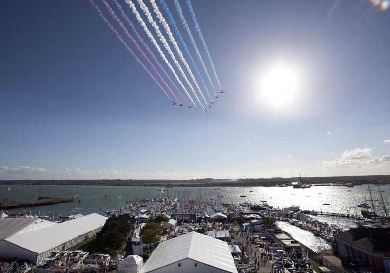 Britain's festival of boating draws to a close after welcoming everyone from sailing legends to pop stars