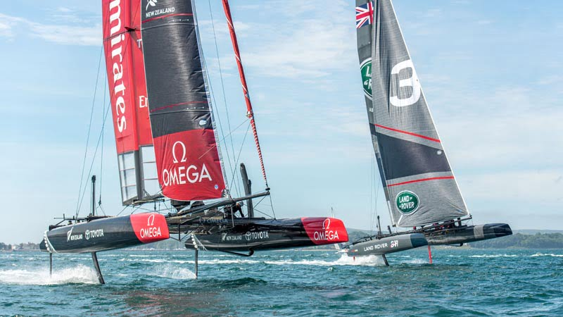 RYA offers innovative activities at Louis Vuitton World Series Portsmouth