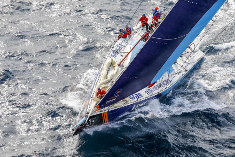 The Start is Finally Here - Vestas 11th Hour Racing begin the Volvo Ocean Race