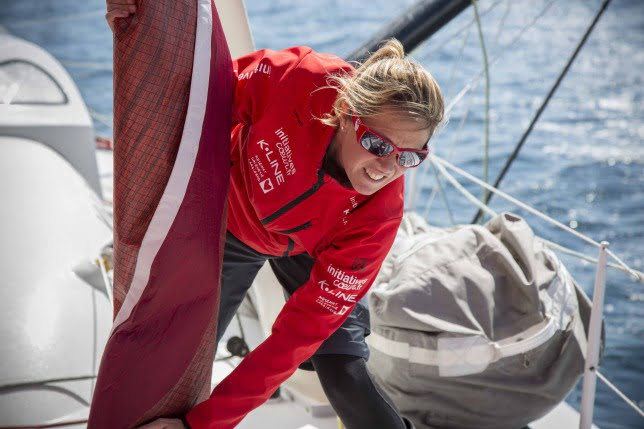 Sam Davies planning to make her return in 2020 - Q&A with vendeeglobe.org