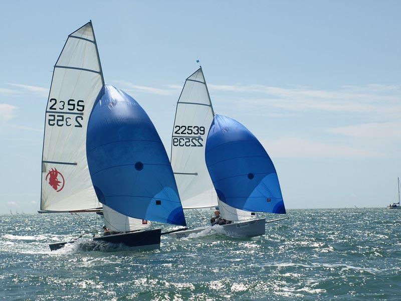 Crewsaver 2000 Millennium Series Event Number Four - ASA Thorney Island Sailing Club