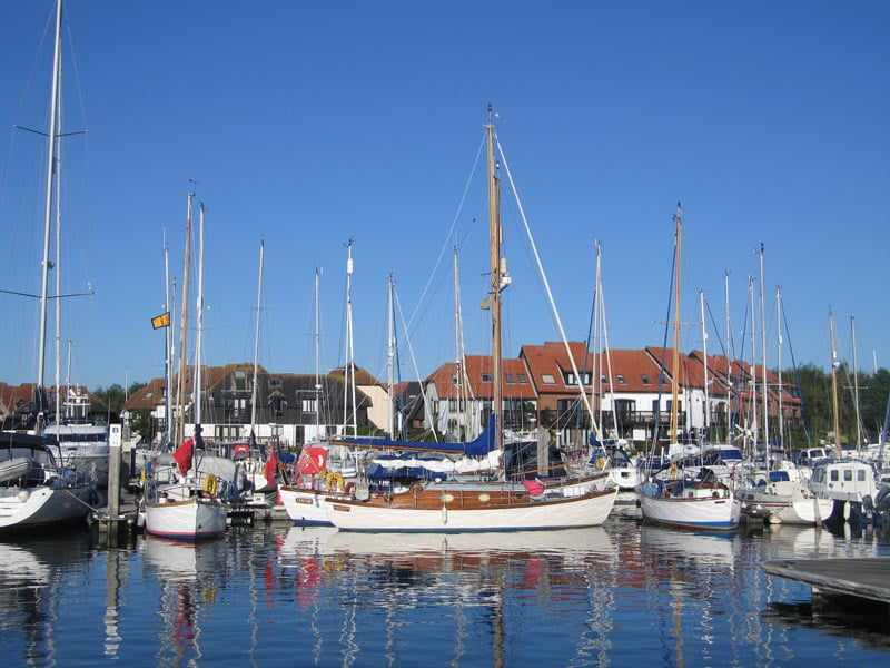 Hythe Marina Village joins The Green Blue Initiative to support 'Love Where You Sail'