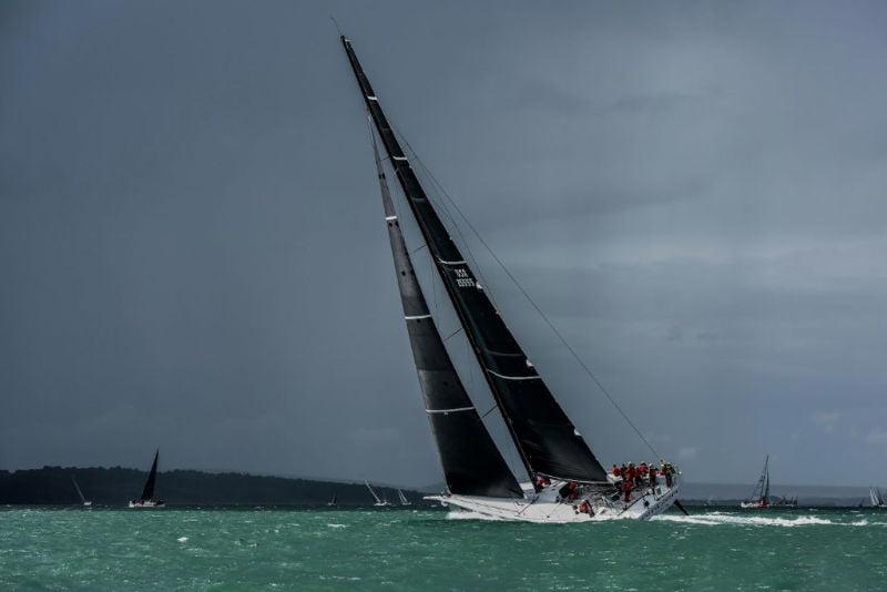 Rambler 88 wins the Channel Race