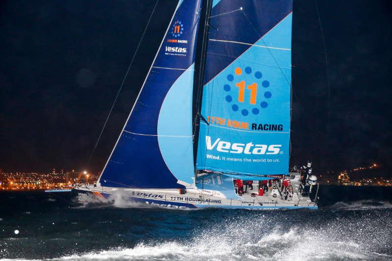 Image: Martin Keruzoré/ Volvo Ocean Race