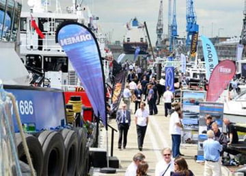 Seawork International exhibition