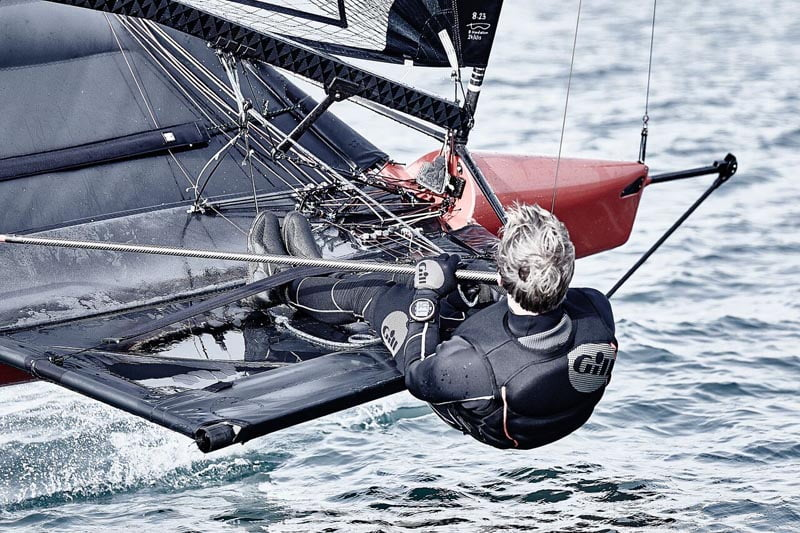 Gill becomes official clothing sponsor to Sunsail