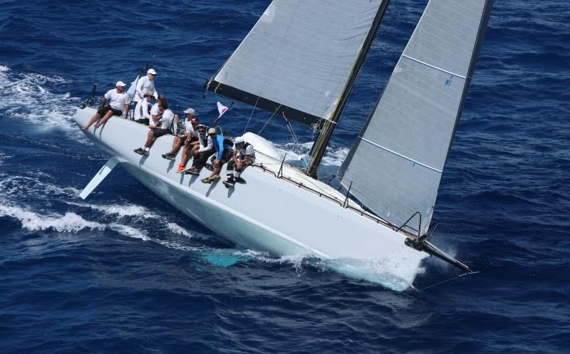 France Blue: In February's RORC Caribbean 600