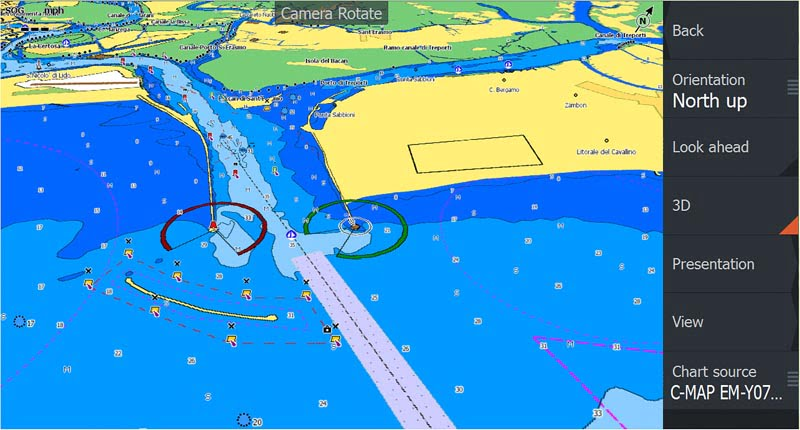 Ground breaking C-MAP Max N+ 2015 now available for B&G and Simrad systems
