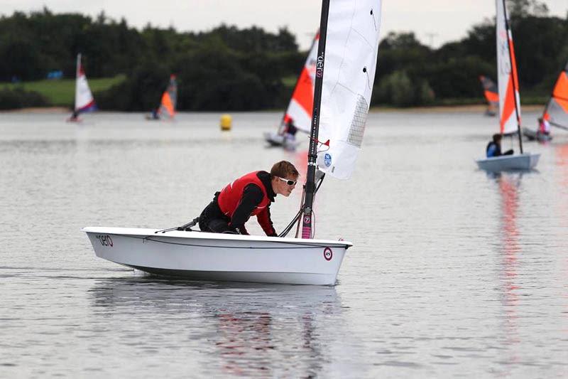 Alton Water Single Handed Open report
