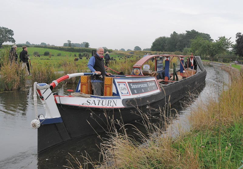 Heritage open weekend offers behind-the-scenes look at historic Ellesmere Canal Yard