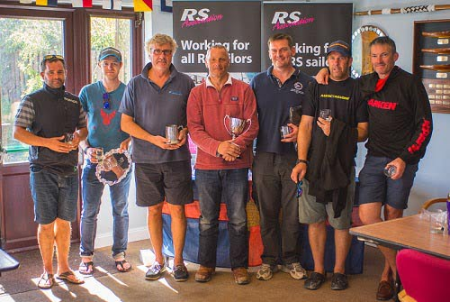 2015 Volvo Noble Marine RS700 National Championship - Day 4 and Overall