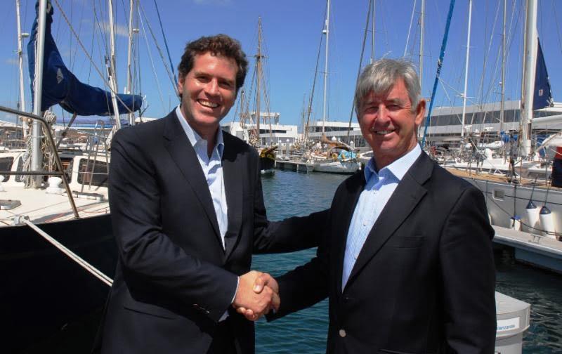 Marina Lanzarote announced as host for the  2015 RORC Transatlantic Race