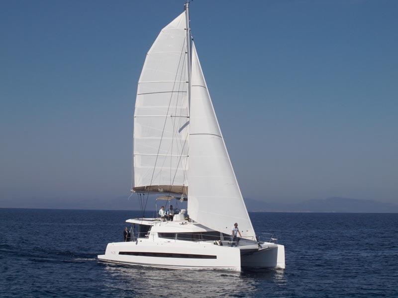 Robert Underwood Multihulls becomes UK distributor for Bali Catamarans Southampton Boat Show 2015