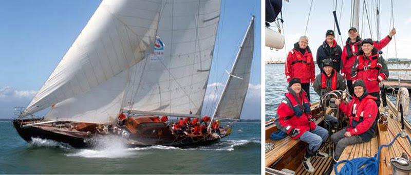 Celebrating 80 years of The Royal Racing Yacht Bloodhound