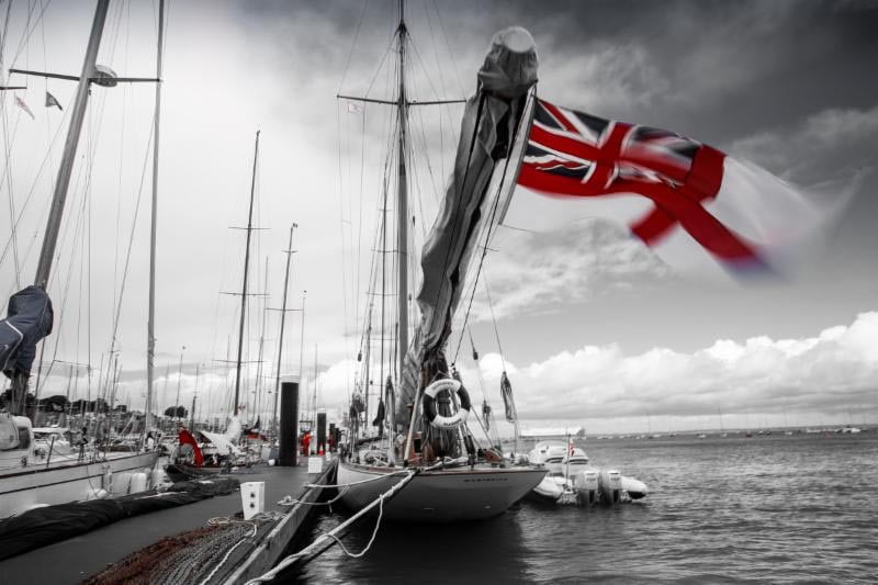 Day one cancellation increases anticipation at the RYS Bicentenary International Regatta