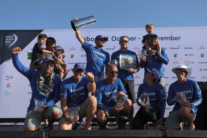 Vestas 11th Hour Racing wins first leg of the Volvo Ocean Race