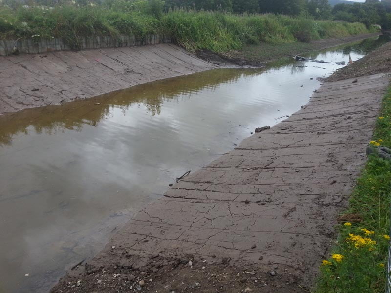 Lancaster canal re-opens after emergency repairs