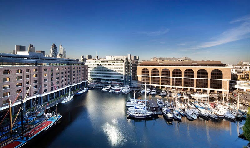 Musto to relocate headquarters to St Katharine Docks