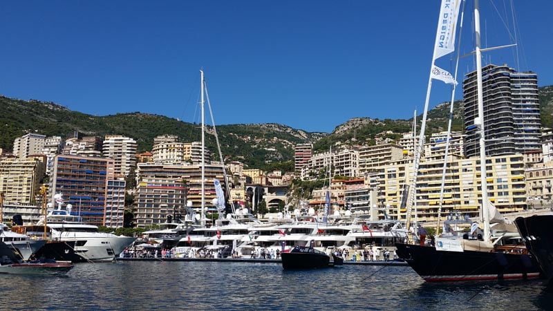 Monaco 2015 proves that size really does matter